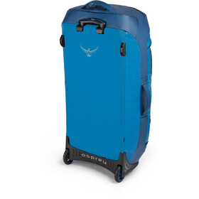 Osprey Rolling Transporter 120 Duffel Bag, kingfisher blue